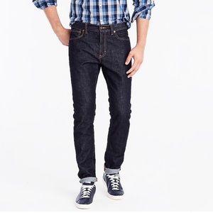 J. Crew Vintage Slim Straight Dark Rinse Jeans